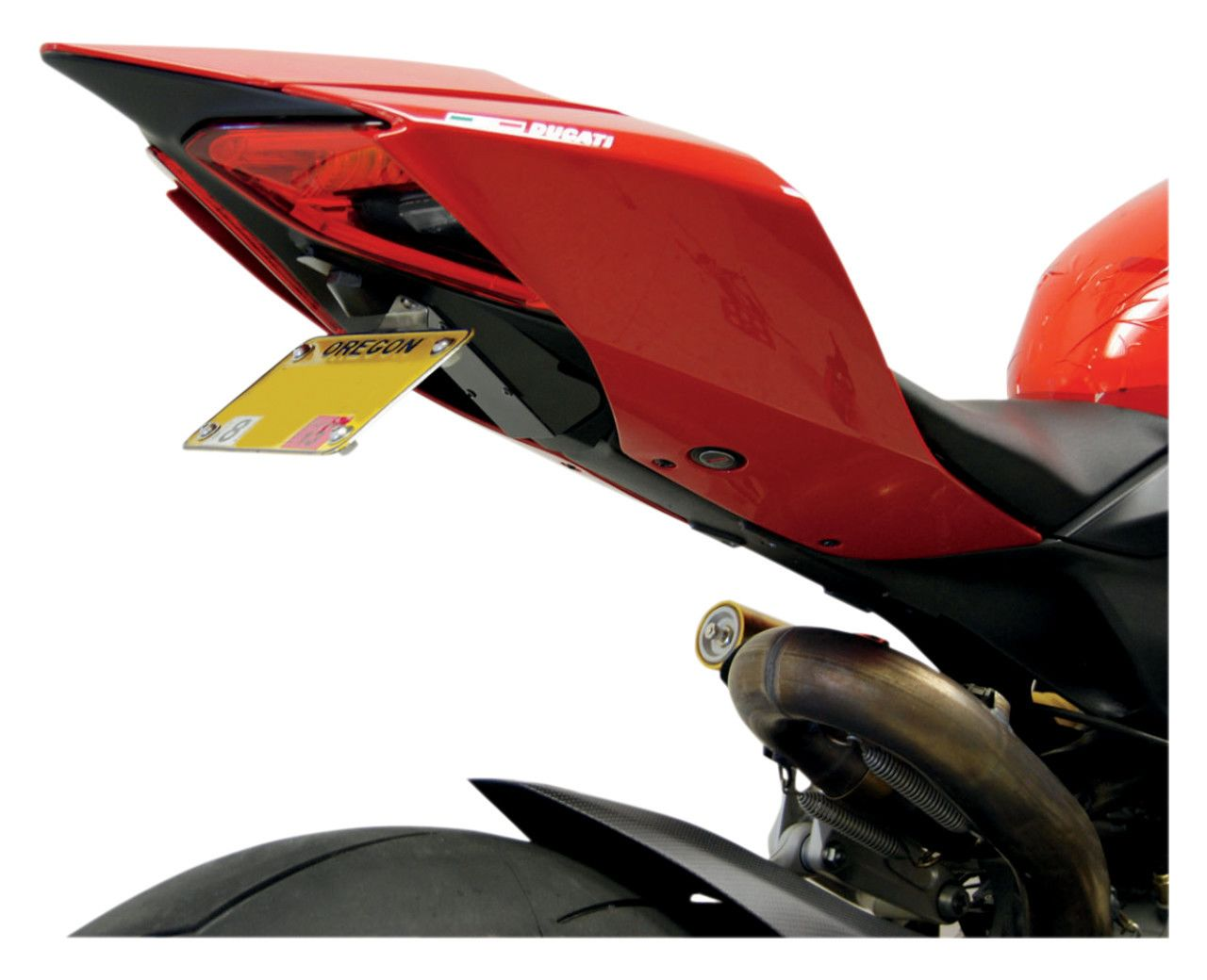 Ducati Sr Fender Eliminator