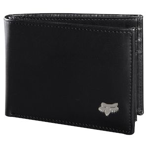Fox Racing Leather Bifold Wallet