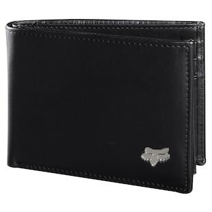 Fox Racing Leather Bifold Wallet