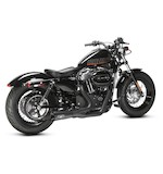 Arlen Ness by MagnaFlow F-Bomb 2-Into-1 Exhaust For Harley Sportster 2004-2015