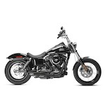 Arlen Ness by MagnaFlow F-Bomb 2-Into-1 Exhaust For Harley Dyna 2008-2017