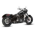 Arlen Ness by MagnaFlow F-Bomb 2-Into-1 Exhaust For Harley Softail 1996-2016