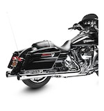 Arlen Ness by MagnaFlow Exhaust MegaCone Slip-On Mufflers For Harley Touring 1995-2015