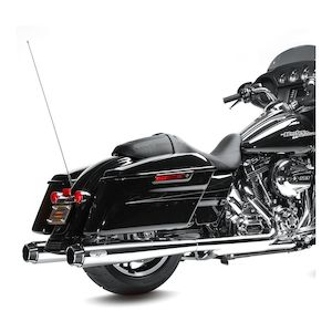 Arlen Ness by MagnaFlow Redline Slip-On Mufflers For Harley Touring 1995-2016