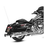 Arlen Ness by MagnaFlow MegaCone Tru-Dual Exhaust For Harley Touring