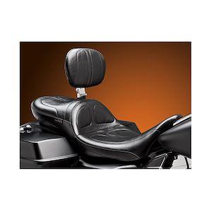 2008-2018 Harley Davidson FLT Road Glide New Mustang Super Tripper Carbon Seat