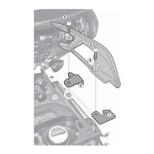 Givi 1111KIT Top Case Kit Honda NC700X 2012-2014