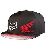 Fox Racing Honda Transit Snapback Hat