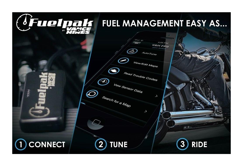 Vance Hines Fuelpak Fp3 Autotuner For Harley 2011 2019 Revzilla 103 Wiring Diagram 2014