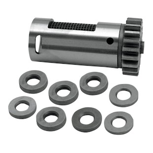 S&S Steel Breather Gear Kit For Harley Big Twin L1977-1999