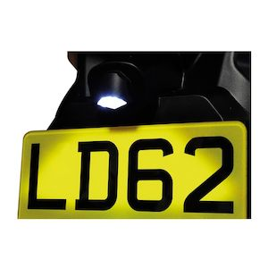 Oxford Halo License Plate Lights