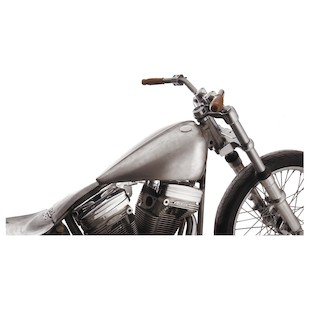 Jammer Cole Foster Bobber Gas Tank For Harley Big Twin 1936-1999