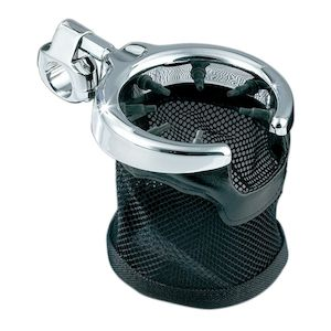 Kuryakyn Universal Handlebar Clamp Drink Holder