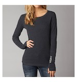 Fox Racing Women's Faded Long Sleeve T-Shirt
