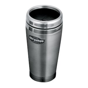 Kuryakyn Stainless Travel Mug