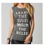 Fox Racing Women's Break Rules Tank Top