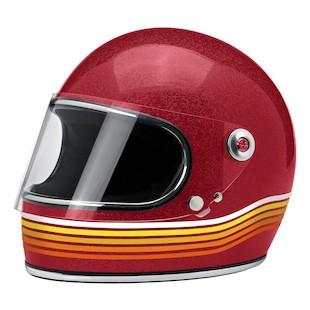 Biltwell Gringo S Spectrum Motorcycle Helmet