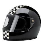 Biltwell Gringo S Checker Limited Edition Helmet