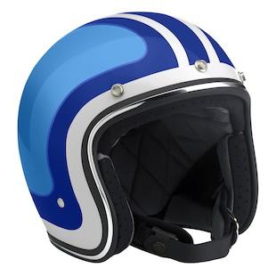 Biltwell Bonanza Fury Motorcycle Helmet