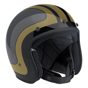 Biltwell Bonanza Fury Limited Edition Helmet