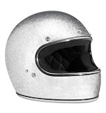 Biltwell Gringo Brite Silver MF Helmet