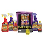 Wizards Cool Cleaning Kit