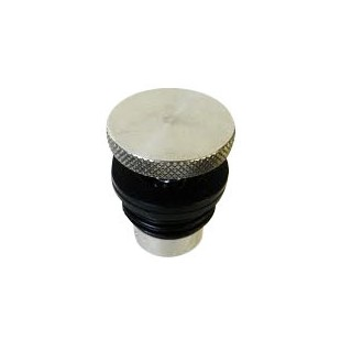 Jammer Replacement Gas Cap For Cole Foster Bobber Gas Tank