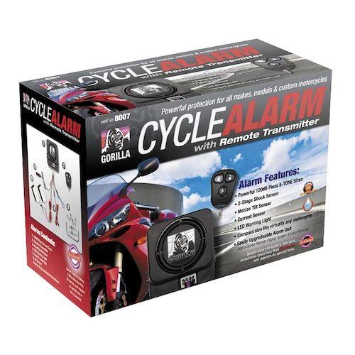 Gorilla 8007 Remote Cycle Alarm - RevZilla