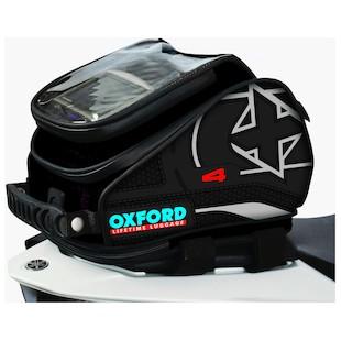 Oxford X4 Magnetic Tank N Tailer Tank Bag