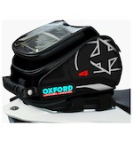 Oxford X4 Magnetic Tank N Tailer Tank Bag