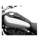 Mustang Tank Bib With Pouch For Harley Sportster With 4.5 Gallon Tank 2004-2017