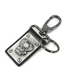 V-Twin Motor Key Chain
