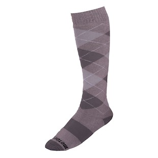 Motorfist Argyle Women's Socks