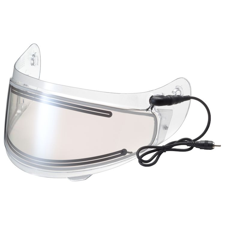 HJC HJ-09P Frameless Electric Face Shield