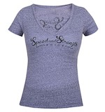Speed and Strength Smokin Aces Women's T-Shirt