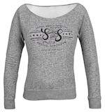 Speed and Strength Smokin Aces Fleece Women's Shirt