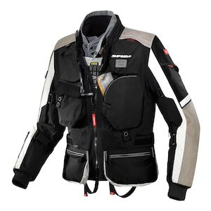 Spidi Hard Track H2OUT Jacket
