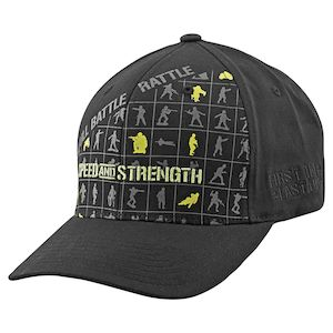 Speed and Strength Full Battle Rattle Hat