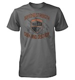 Speed and Strength Cruise Missile T-Shirt