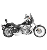 Rush Short Series Exhaust System For Harley Softail 1986-2014