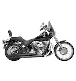 Rush Long Series Exhaust System For Harley Softail 1986-2016