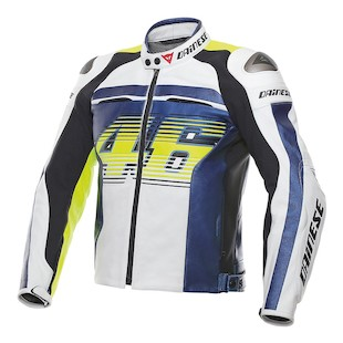 Dainese VR46 D1 Motorcycle Jacket