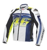 Dainese VR46 D1 Leather Jacket