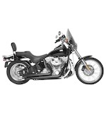 Rush Crossover Series Exhaust System For Harley Softail 1986-2017
