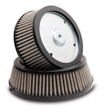 Arlen Ness Stage 1 Big Sucker Replacement Air Filter For Harley