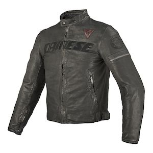 Dainese Archivio Perforated Leather Jacket