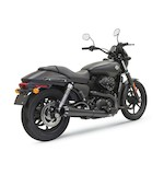 Bassani Performance Slip-On Muffler For Harley Street 2015-2016
