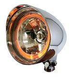 "Primo Rivera 5 3/4"" Flame Thrower Max Headlight"