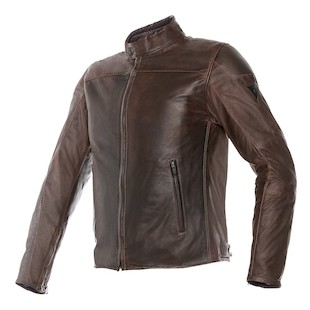 Dainese Mike Leather Motorcycle Jacket