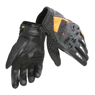 Dainese Air Her VR46 Motorcycle Gloves